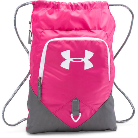 Under Armour Undeniable Sackpack|1261954-654-OSFA|13409|13413|1261954-600-OSFA