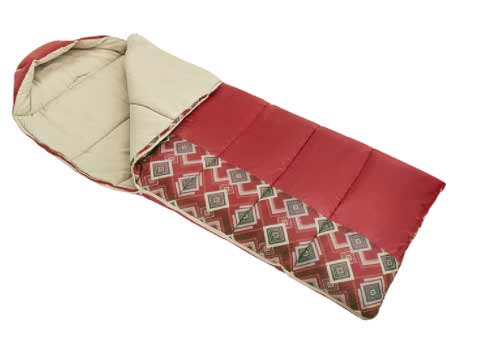 Wenzel Pop-Top Sleeping Bag