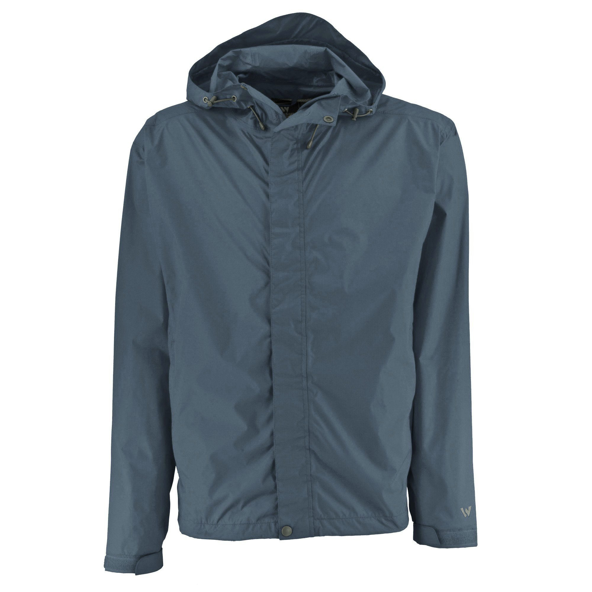 White Sierra Men's Trabagon Rain Shell
