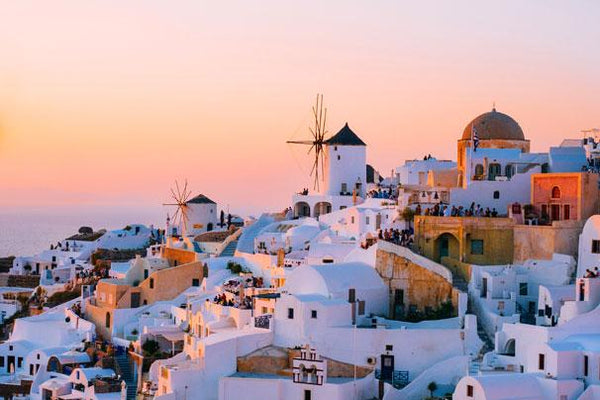 Greek chic getaways