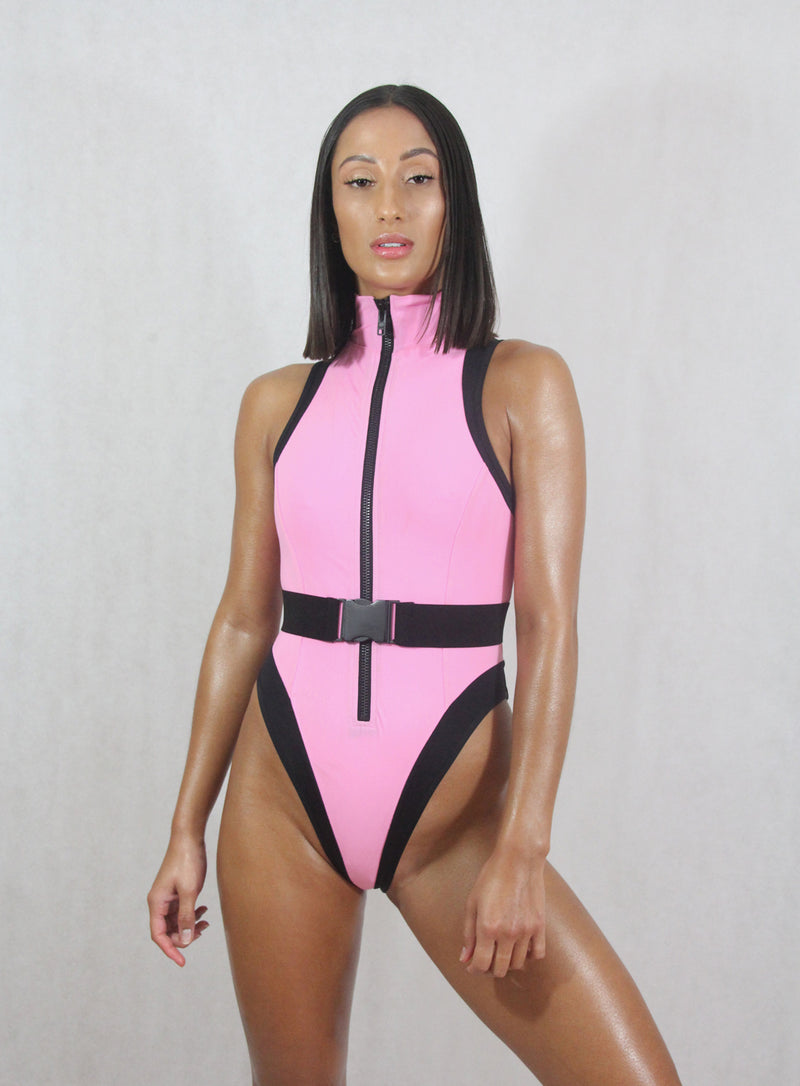 The Viper suit, Cosmo Pink *pre-order only*