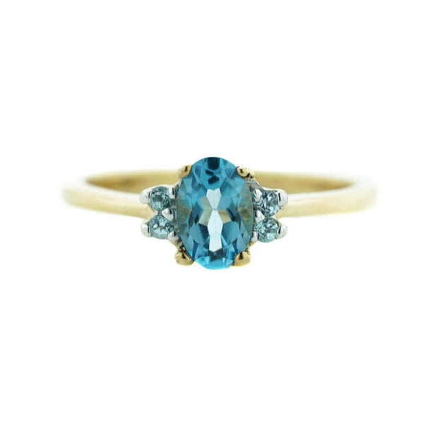 blue topaz ring, quinceanera, sweet 16, gold ring, december birthstone, mothers day, fine jewelry, best price gemstone, gems and jewels for less, jewelsforless, gold, gemstones