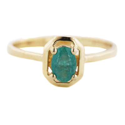best price, heavy stone ring, 14k jewelry, gemstone jewelry, emerald ring, women's ring, woman ring, 14k jewelry, fine jewelry, millenial jewelry, ring, gold ring, 14k ring, kay, zales, gift for mom, valentines gift, best price, wholesale jewelry, natural stones, yellow gold, minimalist, green emerald, natural emerald, emerald ring