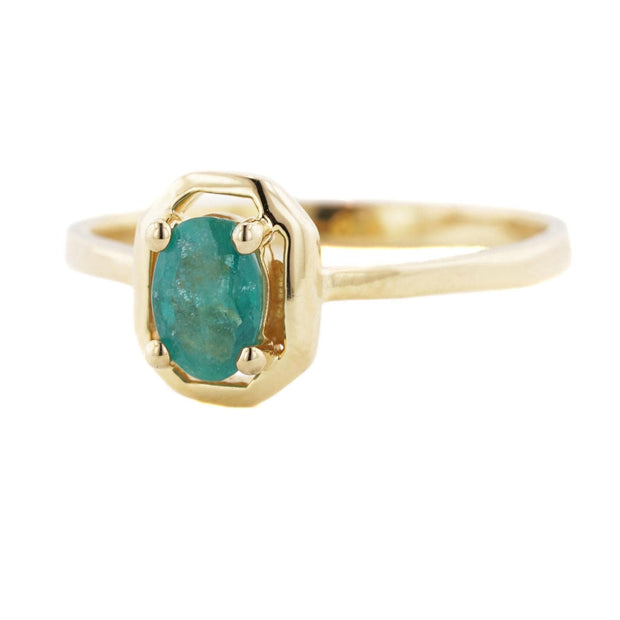 best price, heavy stone ring, 14k jewelry, gemstone jewelry, emerald ring, women's ring, woman ring, 14k jewelry, fine jewelry, millenial jewelry, ring, gold ring, 14k ring, kay, zales, gift for mom, valentines gift, best price, wholesale jewelry, natural stones, yellow gold, minimalist, green emerald, emerald ring, natural emerald ring