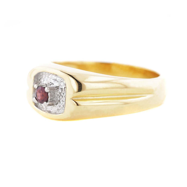 Garnet, men's garnet ring, gold ring, silver ring, january birthstone, heavy ring for man, ring for man, fathers day, best price, fine jewelry, gemstone ring, men's gemstone ring, wholesale jewelry, gems and jewels for less, mens garnet ring, garnet stone, garnet gem