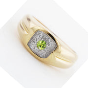 peridot rings, peridot ring, mens peridot ring, august birthstone rings for men, jewels for me, gems and jewels