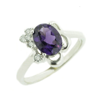 heirloom rings, amethyst ring, amethest ring, amethyst rings, purple gemstones, gemstone rings, jewels for me, gems and jewels, deep purple ring