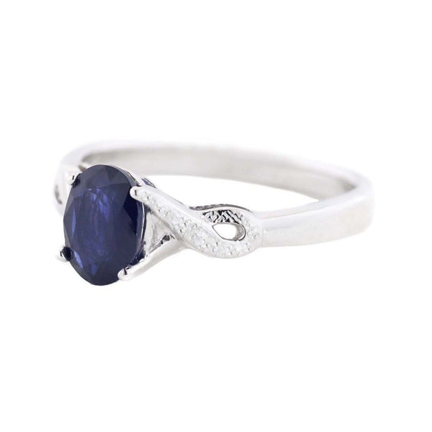 gems and jewels for less, Women's ring, woman ring, sapphire ring, sapphire, sapphire jewelry, september birthstone, blue birthstone, fine jewelry, best price jewelry, wholesale jewelry, mothers day, blue stones