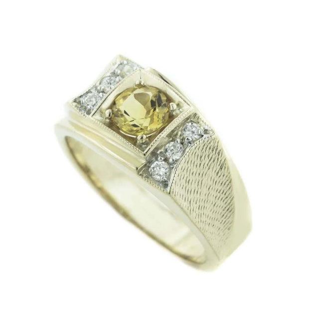 Men's citrine ring, men's ring, gents ring, cool ring for man, citrine silver ring, silver ring, novemeber birthstone, gold over silver, 14k over silver ring, father's day, rings, jewelry, jewellry, jewelry jewelry jewelry, gems and jewels for less, gjfl, jewelsforless, citrine ring
