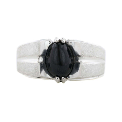 Men's black onyx ring, black onyx, men's ring, silver ring, best price, wholesale jewelry, fine jewelry, men's unique rings, men's fine jewelry, gems and jewels for less, fathers day, rings,