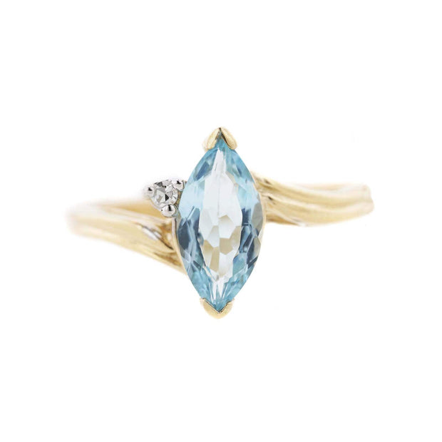 gems and jewels for less, jewelsforless, women's ring, Blue topaz, marquise, blue topaz ring, december birthstone, 14k gold, discount jewelry, discount jewellry, wholesale jewelry, wholesale, cheap, topaz, kay jewelers, etsy, ebay, pintrest, art, black friday, sales, sale, woman's ring, woman ring, mens rings, fine jewelry, gemstones, yellow gold, rings, fashion, designer, tiffanys, tiffany, mothers day