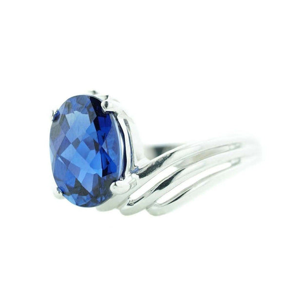 blue sapphire engagement ring, blue sapphire ring, blue gold ring, gems and jewels, blue sapphire wedding ring, sapphire ring