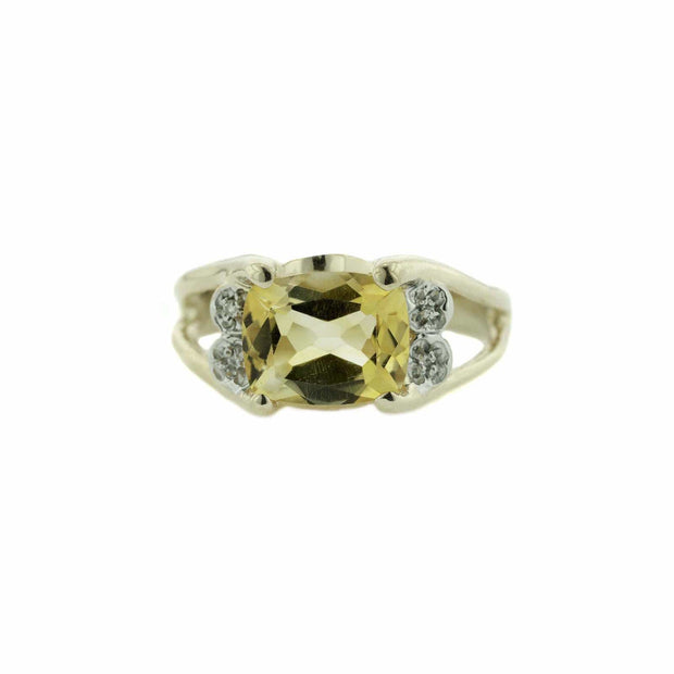 gjfl, gems and jewels for less, citrine, genuine citrine, november birthstone, golden stone, natural citrine, women's ring, women's citrine ring, fine jewelry, 14k gold citrine ring, jewelsforless, citrine stone