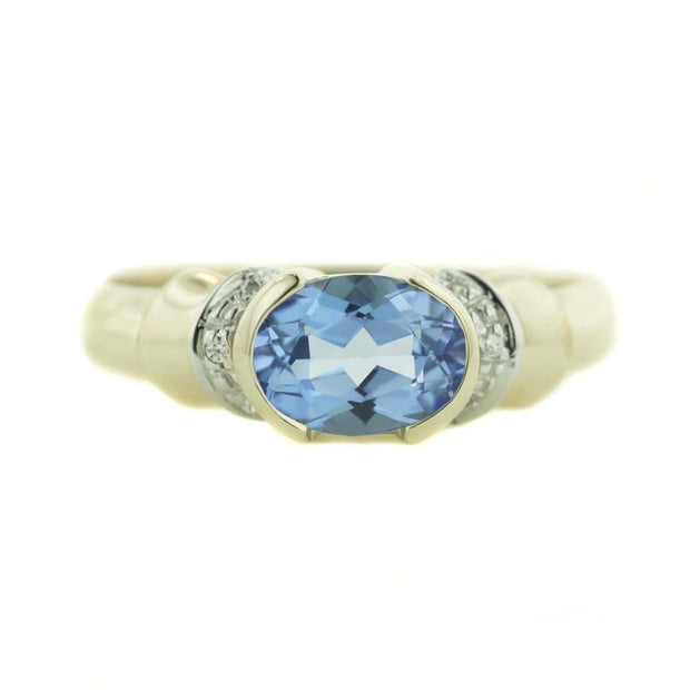 gjfl, blue topaz, blue topaz ring, december birthstone, mothers day, 14K gold, rings, gemstone rings, exclusive design, designer ring, gems and jewels for less, jewelsforless, gold, best price