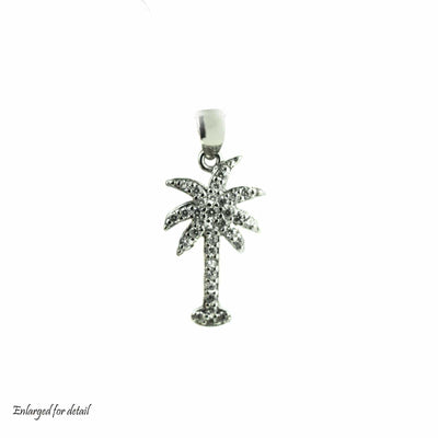 palm tree, 925, silver, sterling silver, charm, pendant, gift, mothers day, momentum, bracelet, best price, gems and jewels for less