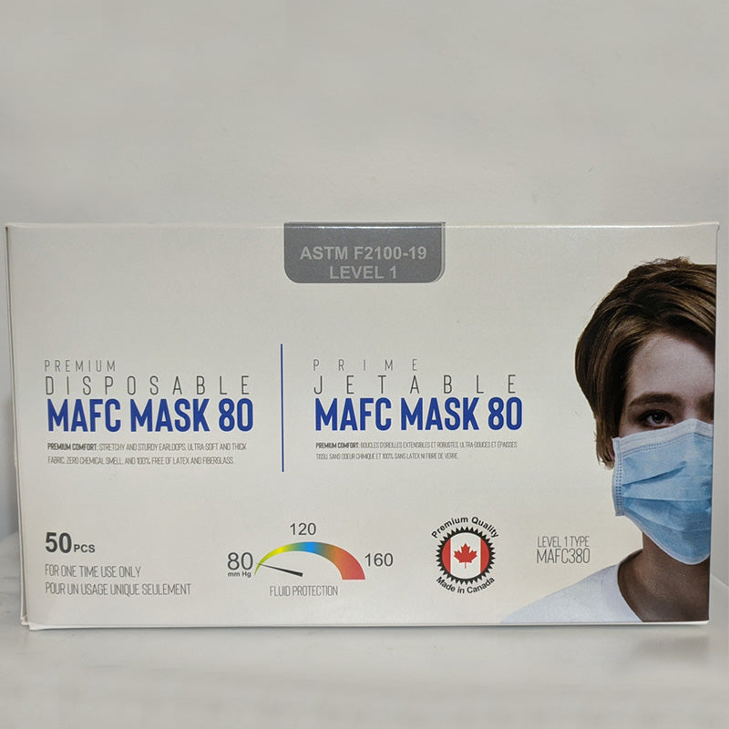Level 1 MAFC Surgical Disposable Face Mask