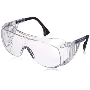 Uvex Ultra Spec 2001 Clear Frame Clear Lens