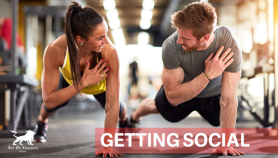 Art-of-Strength-Fitness-Social Medai-Getting Social