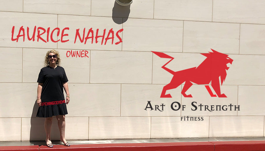 Owner Art of Strength Fitness