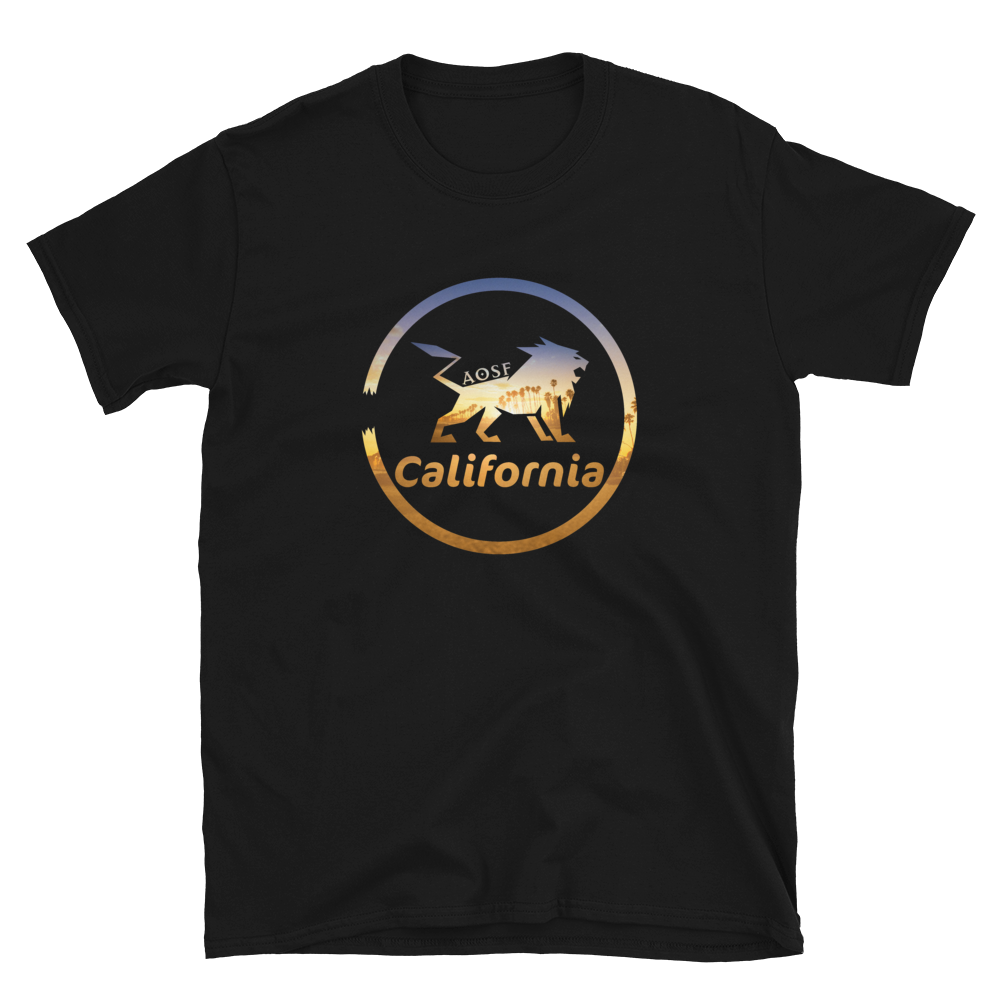 Cali Short-Sleeve Unisex T-Shirt