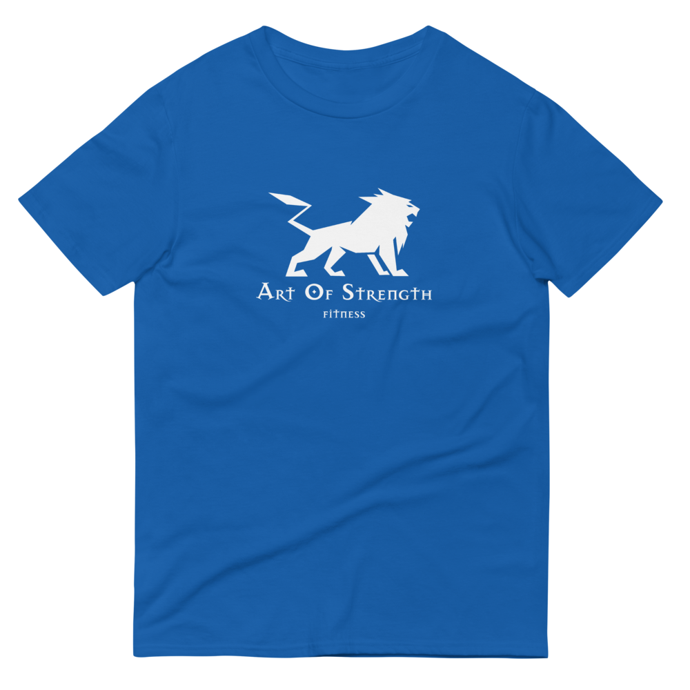 Original Short-Sleeve T-Shirt with Front White AOSF Logo