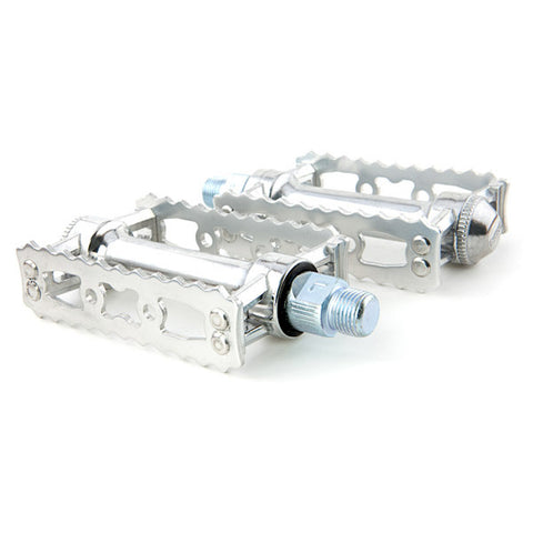 MKS Sylvan Touring Pedals Silver