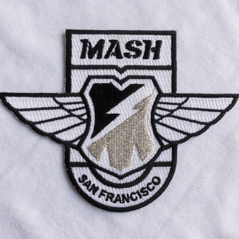 MASH Wings Patch