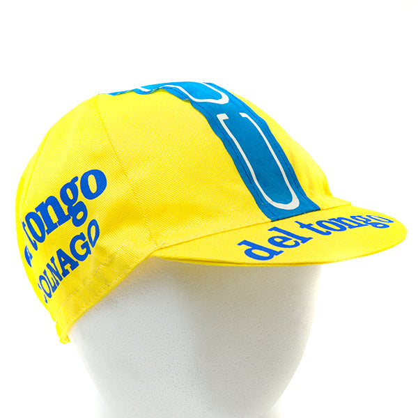 DEL TONGO Cycling Cap