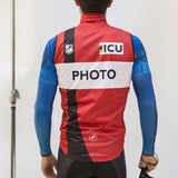 MASH ICU PHOTO VEST RED
