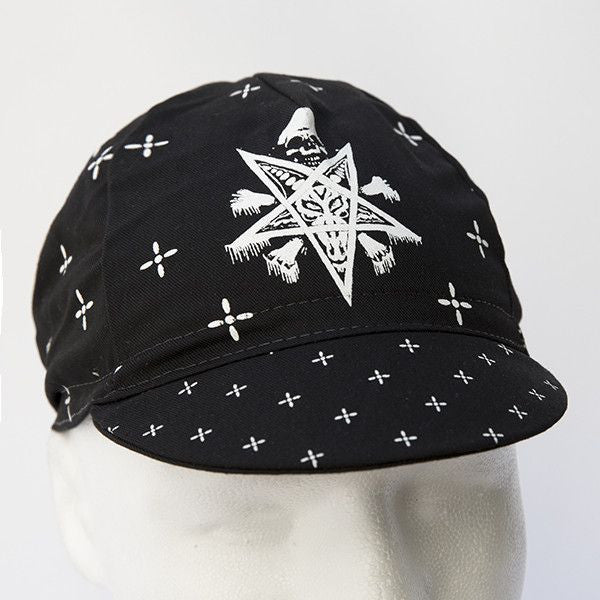Suicidal Tendencies Cycling Cap Black