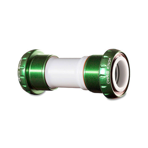 Chris King Road Bottom Bracket Green