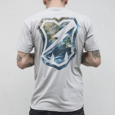 MASH Earth T-Shirt Gray