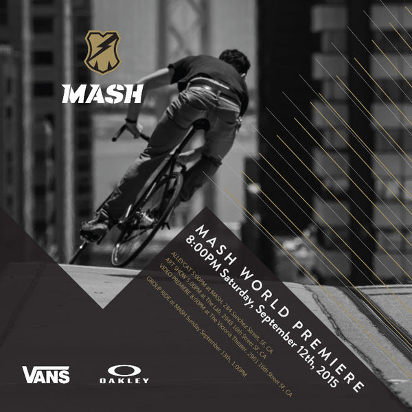 MASH SF 2015 VIDEO RENTAL