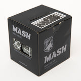 MASH X-Grid Bar Tape Black Gray White