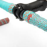 MASH Gradient Bar Tape Teal/Red