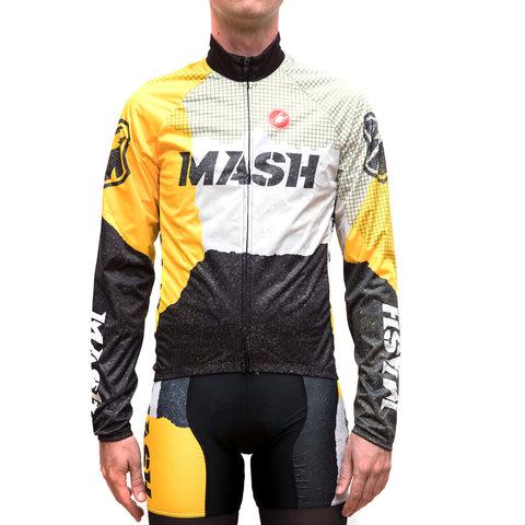MASH Landscape Grid Wind Jacket