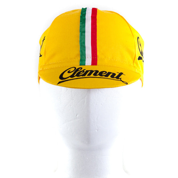Clement retro Cycling Cap