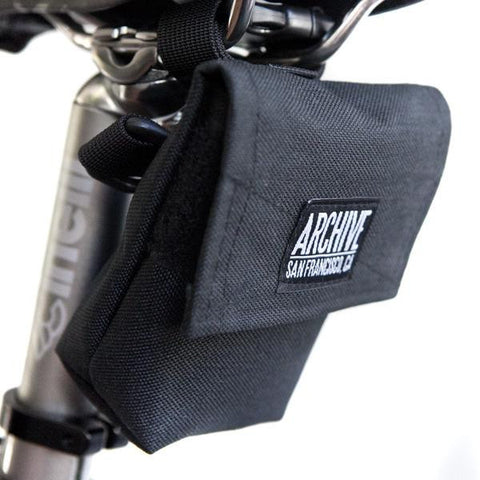 Archive Saddle Bag