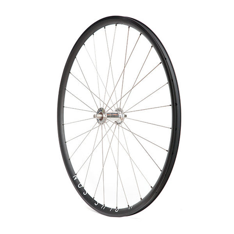 Phil Wood 28H Low Flange Archetype Track Wheelset