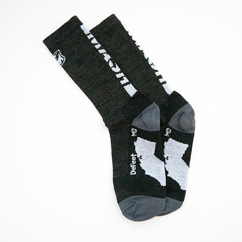 MASH California Wool High Sock
