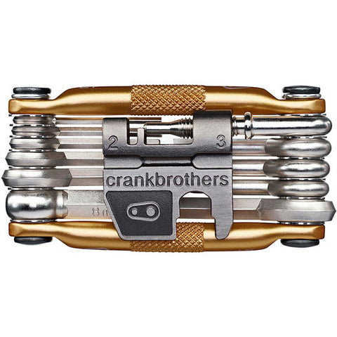 Crank Brothers Multi-17 Gold