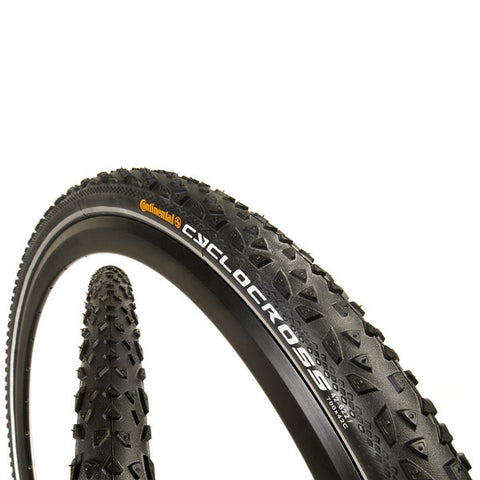 Continental Cyclocross Tire 700x42 Reflex Steel