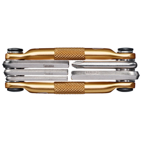 Crank Brothers Multi-5 Mini Tool - Gold