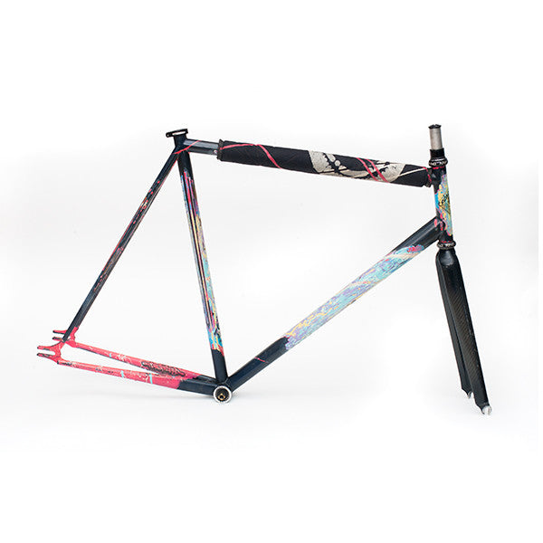 Broakland Street Fighter Cadence frame set 58cm 2008