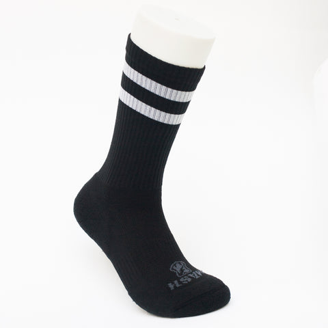 MASH Gym Sock Black