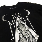 MASH EARTH WITCH LONG SLEEVE BLACK