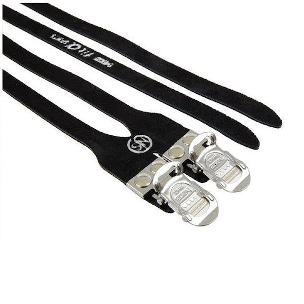 MKS NJS Fit Alpha Sport Double Strap Black