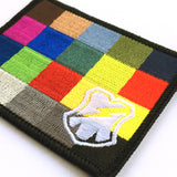 MASH COLOR CHART PATCH