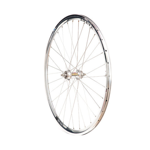 Phil Wood Low Flange Polish 32H Araya SA-30 Wheelset