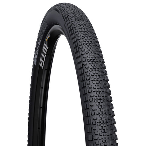 WTB Riddler 700 x 37 TCS Light Fast Rolling Tire, Black, Folding Bead